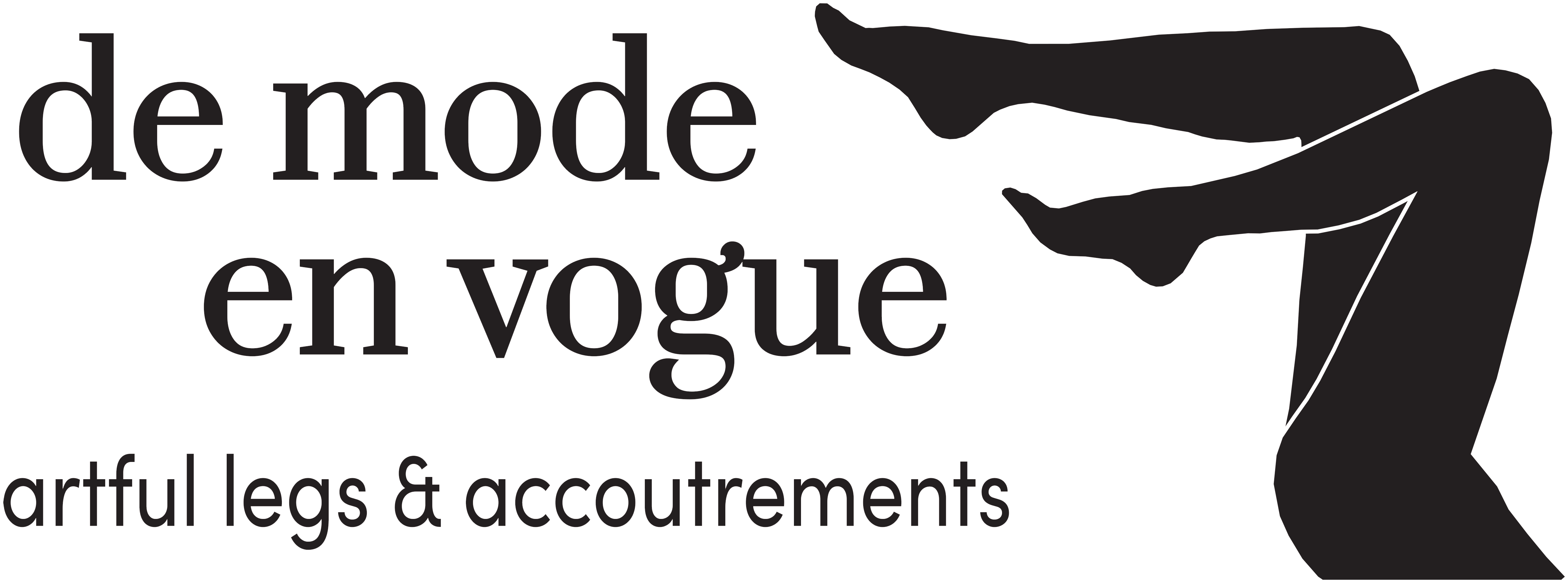 De Mode En Vogue - artful legs & accoutrements tights & leggings, stockings, socks for men and women