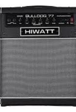 "HiWatt Bass Amp Bulldog 77W Combo with  1x12"" Speaker"