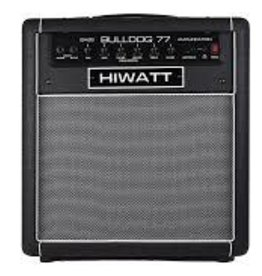 HiWatt Bass Amp Bulldog 77