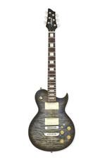 Aria Aria Pro II See Through Black Burst Electric Guitar