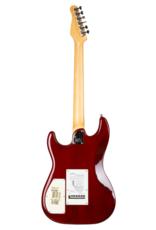 Godin Session LTD Cherry Burst HG MN Electric Guitar