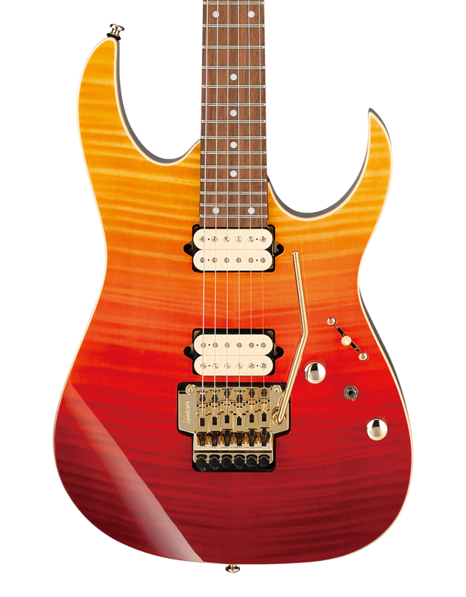 Ibanez RG420 Electric Autumn Leaf Guitar