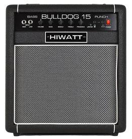 HiWatt Bass Amp Bulldog 15