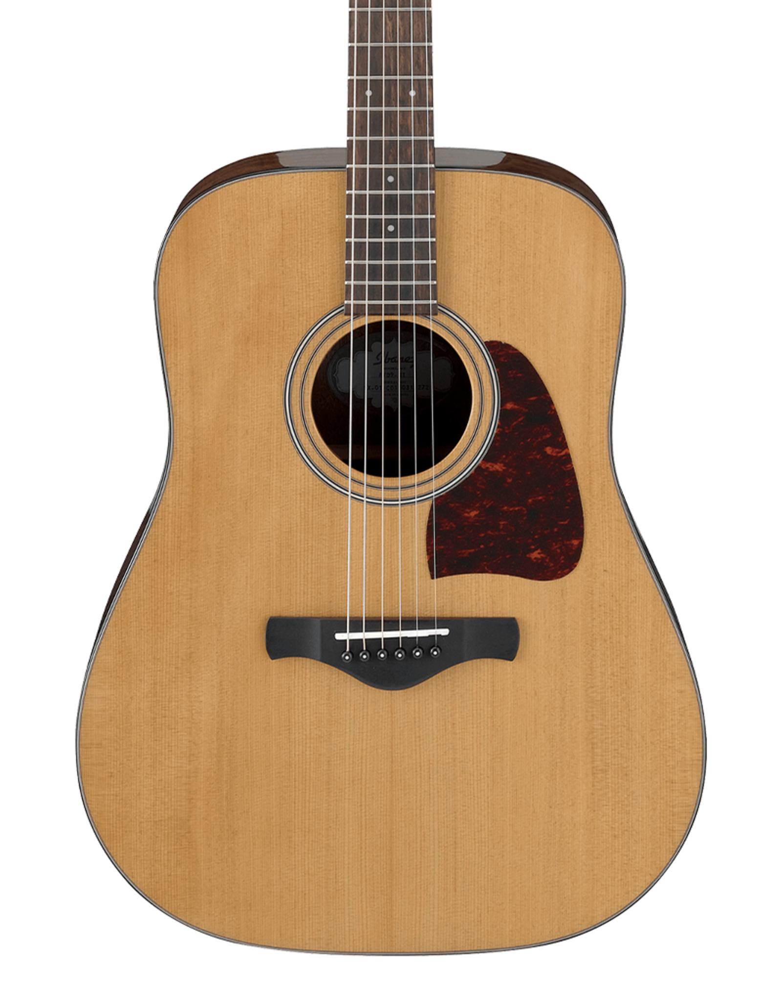 Ibanez Ibanez Acoustic Guitar Thermal Aged Natural