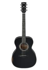 Ibanez Acoustic Guitar Artwood Series  Black Relic