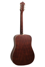 Recording King Dirty 30s Deluxe Dreadnought Acoustic Guitar