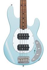 Sterling Bass Stingray HH Daphne Blue W/ Bag