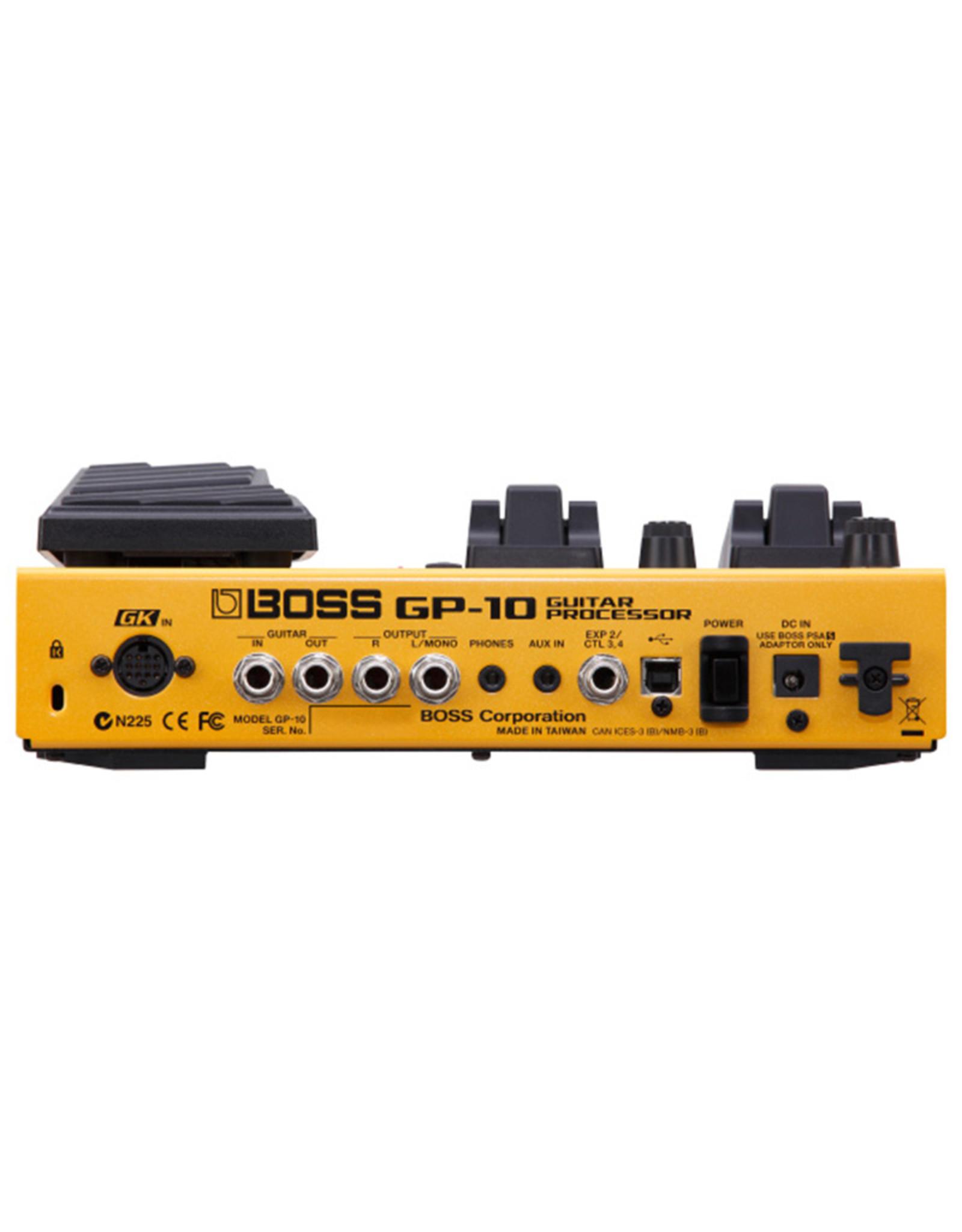 Boss Boss GP-10 Guitar Processor