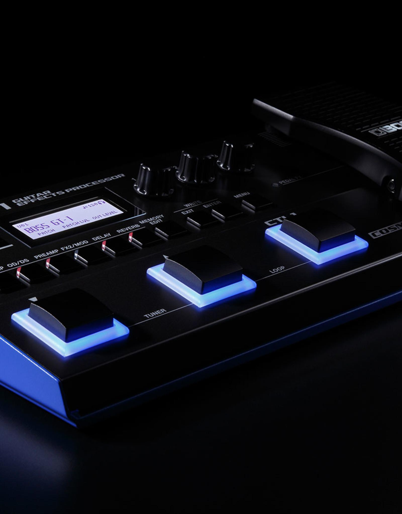 Boss Guitar Effects Processor