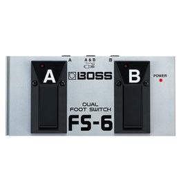 Boss Dual Foot Switch