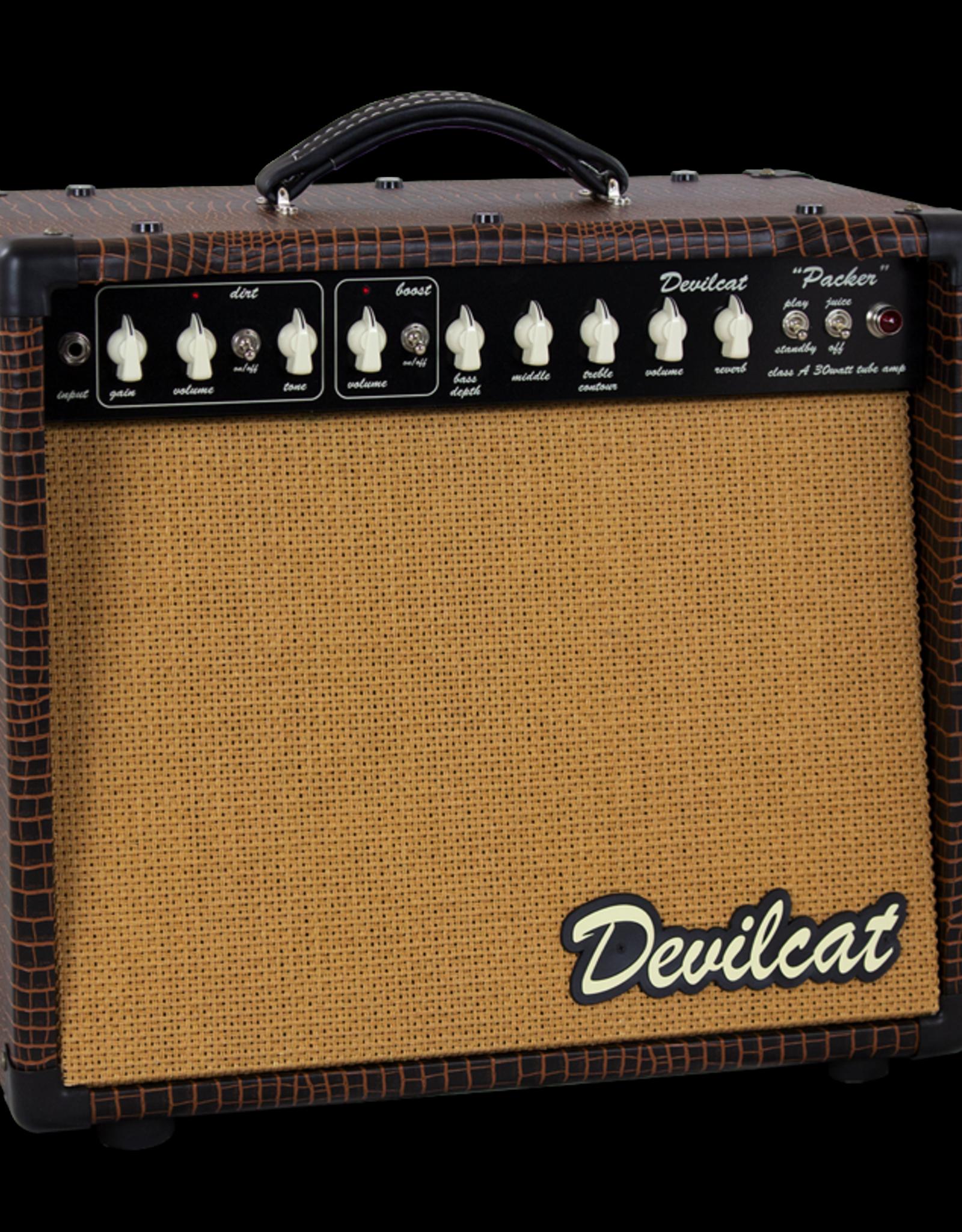 Devilcat Devil Cat Packer 30 Watt Western