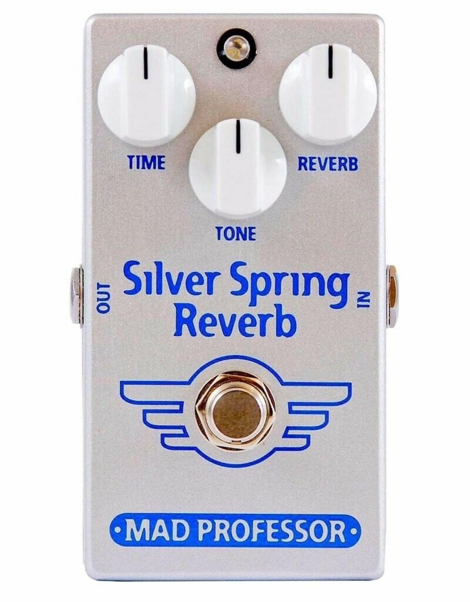 Mad Professor Silver Spring Reverb Pedal
