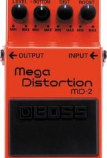 Boss Mega Distortion Pedal MD-2