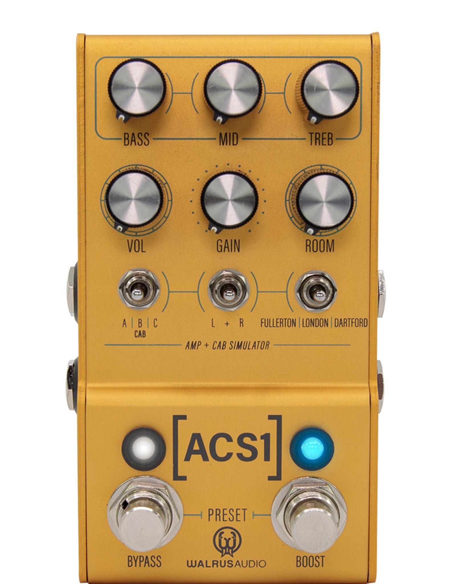 Walrus Audio Walrus Mako ACS1