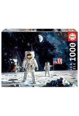 "Educa ""First Men on the Moon"" 1000 Piece Puzzle"