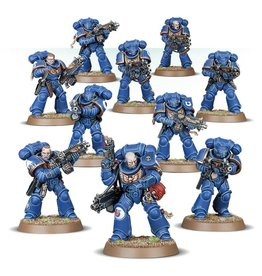 Games Workshop Space Marines: Primaris Intercessors