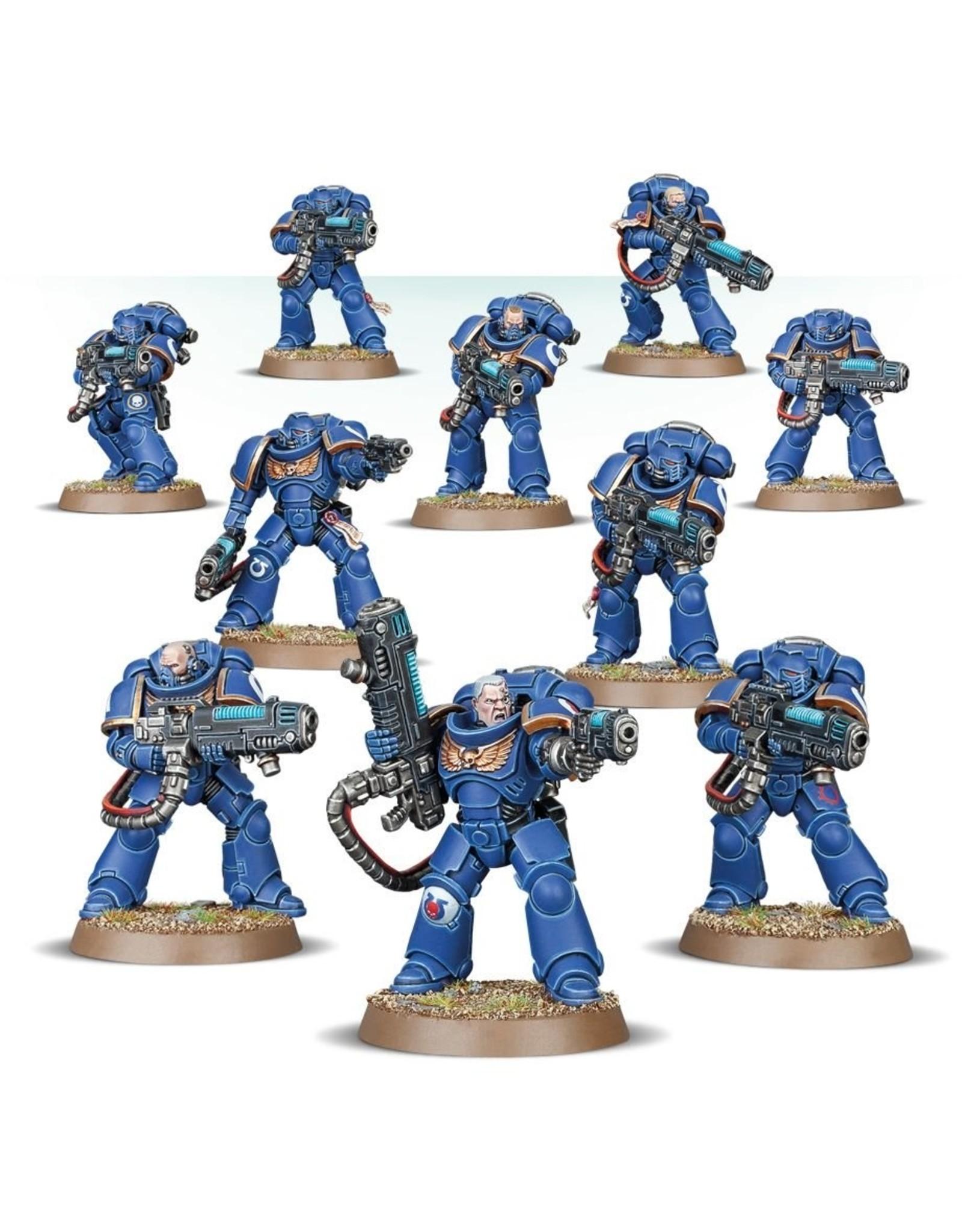 Games Workshop Space Marines: Primaris Hellblasters