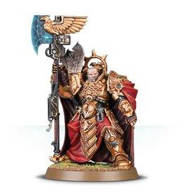 Games Workshop Adeptus Custodes: Captain-General Trajann Valoris
