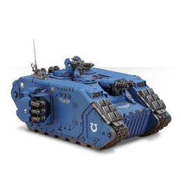 Games Workshop Space Marines: Land Raider Crusader
