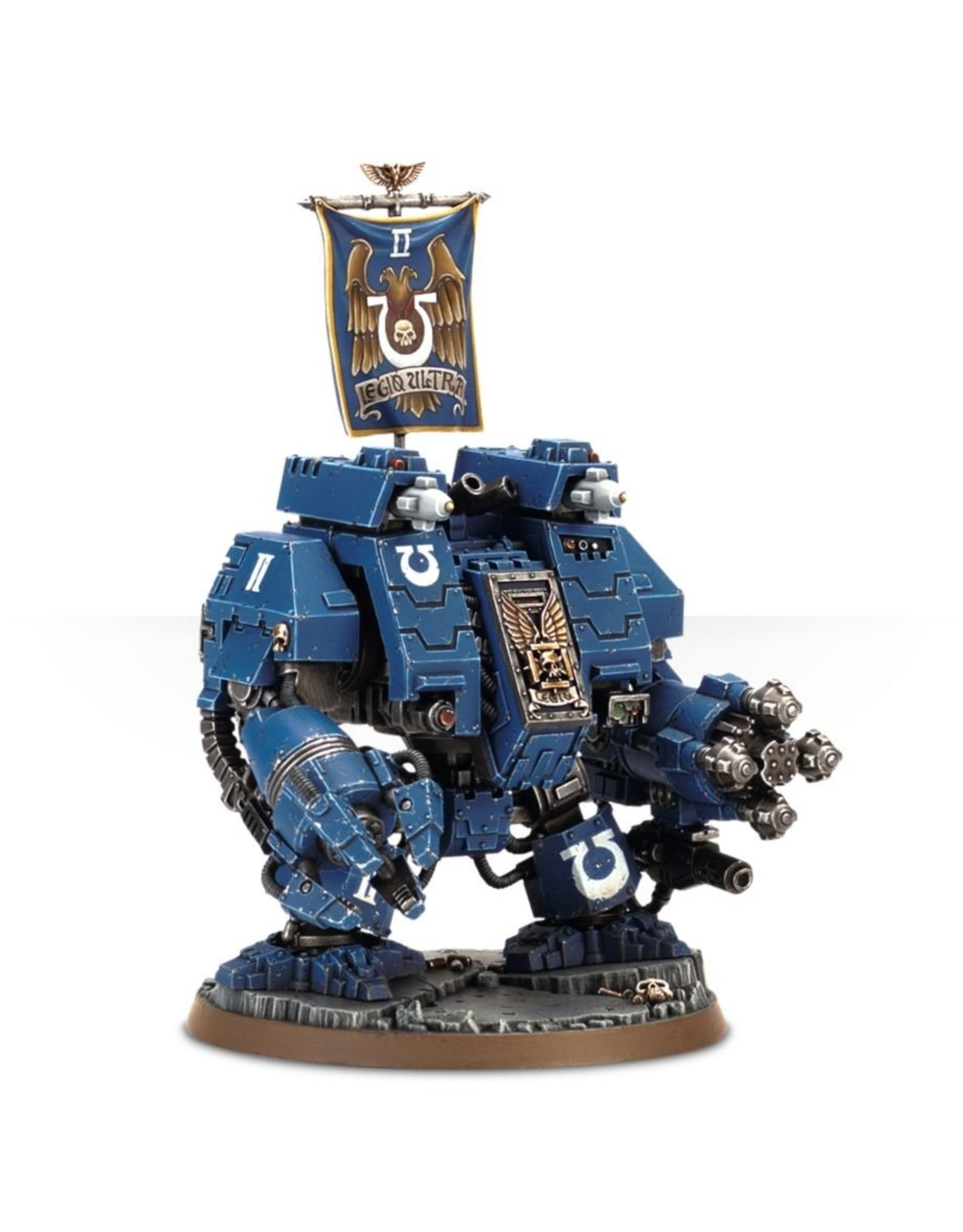 Games Workshop Space Marines: Ironclad Dreadnought
