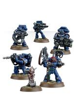 Games Workshop Space Marines: Devastator Squad