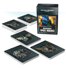 Games Workshop Space Marines: Datacards 2 - 8th Ed
