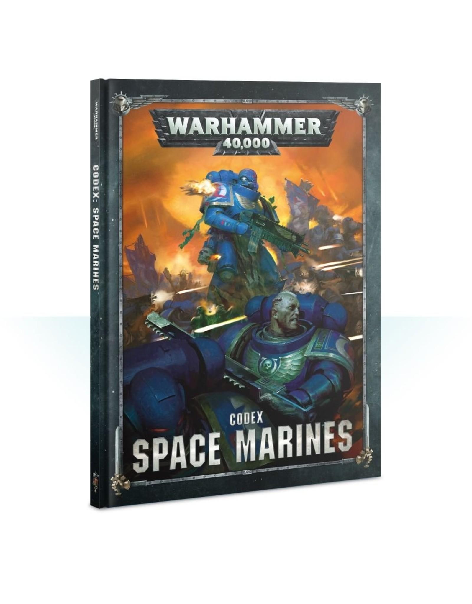 Games Workshop Space Marines: 8th Ed Codex