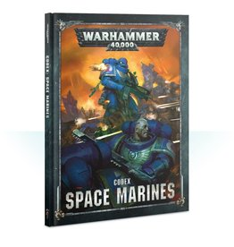 Games Workshop Space Marines: 8th Ed Codex