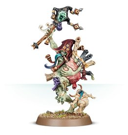 Games Workshop Daemons of Nurgle: Sloppity Bilepiper