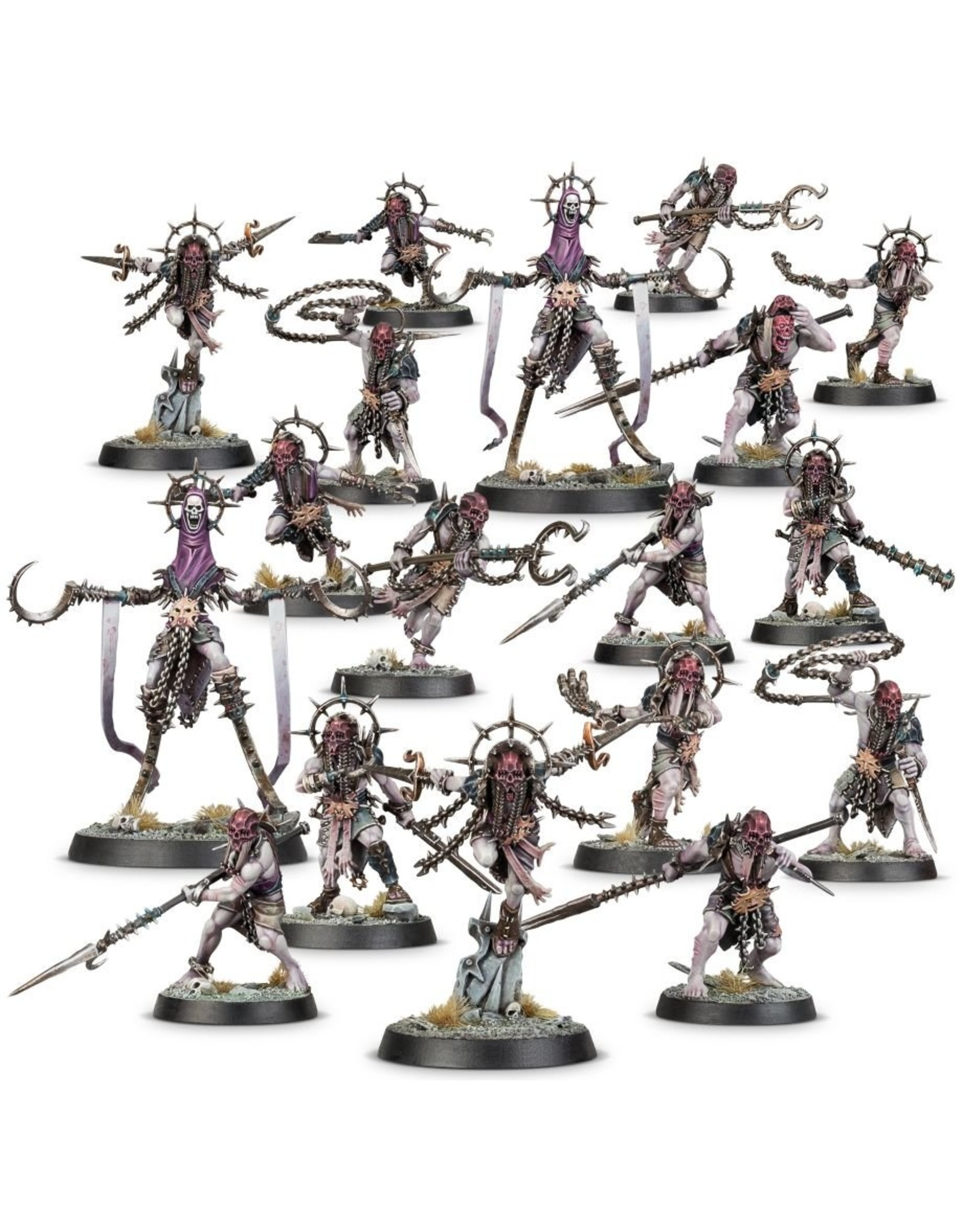 Games Workshop Slaves to Darkness: The Unmade
