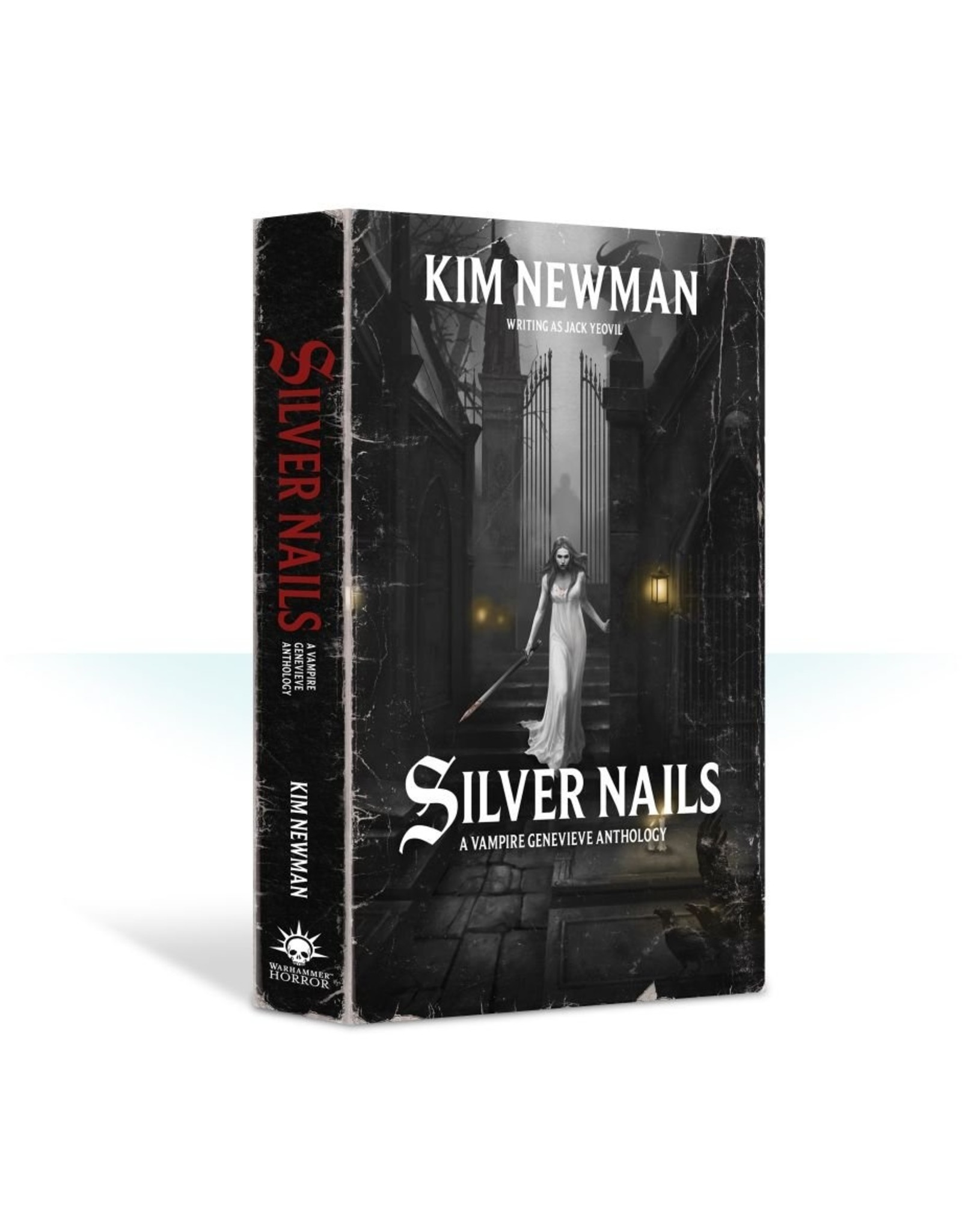 Games Workshop Silver Nails: A Vampire Genevieve Anthology