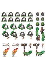 Games Workshop Salamanders: Primaris Upgrade and Transers