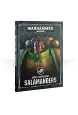 Games Workshop Salamanders: 8th Ed Codex