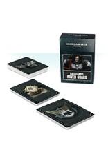 Games Workshop Raven Guard: 8th Ed Datacards