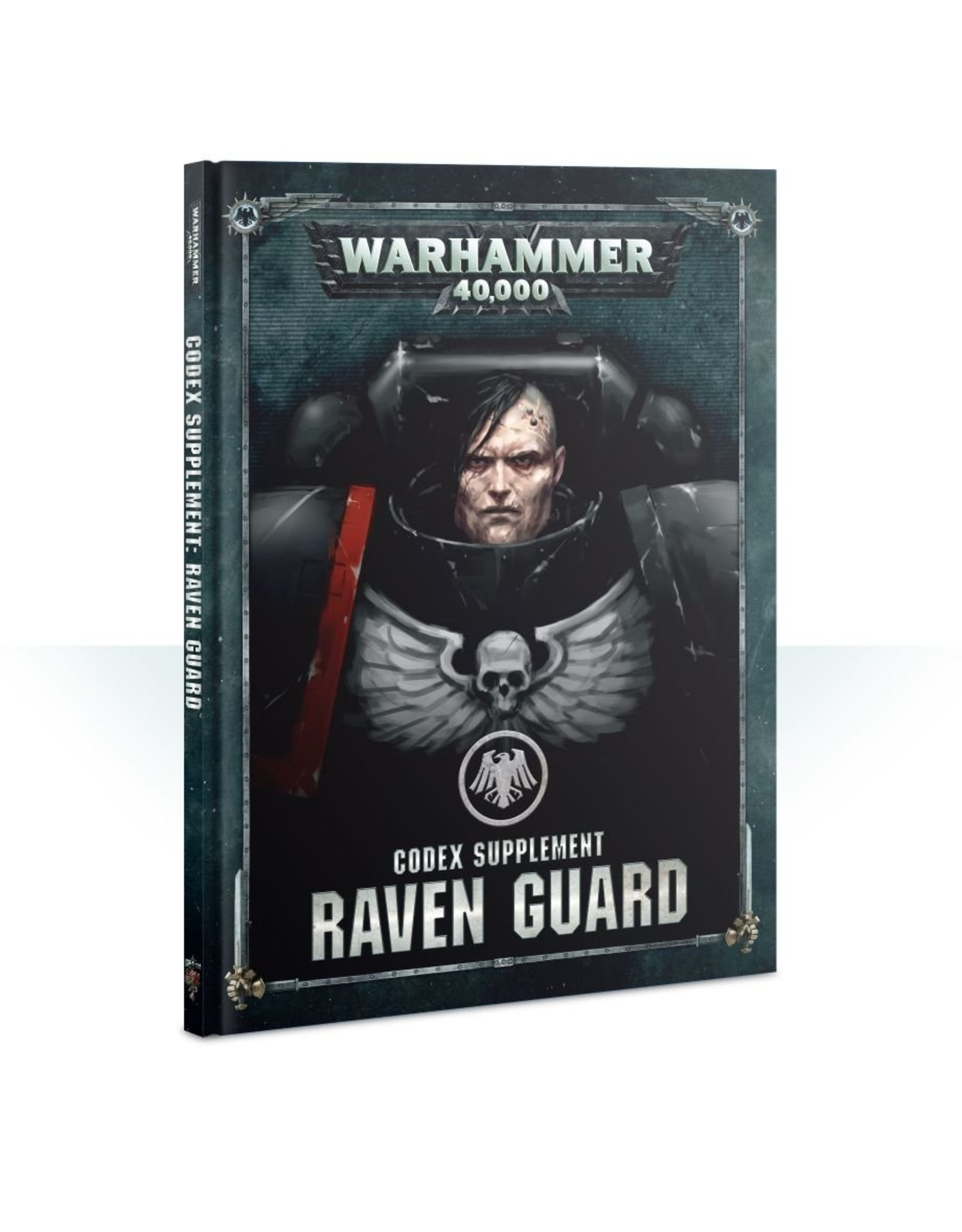 Games Workshop Raven Guard: 8th Ed Codex