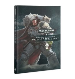 Games Workshop Psychic Awakening: Saga of the Beast