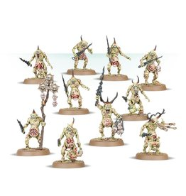 Games Workshop Daemons of Nurgle: Plaguebearers Of Nurgle