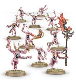 Games Workshop Pink Horrors Of Tzeentch