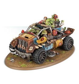 Games Workshop Ork: Rukkatrukk Squigbuggy