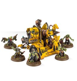 Games Workshop Ork: Mek Gun