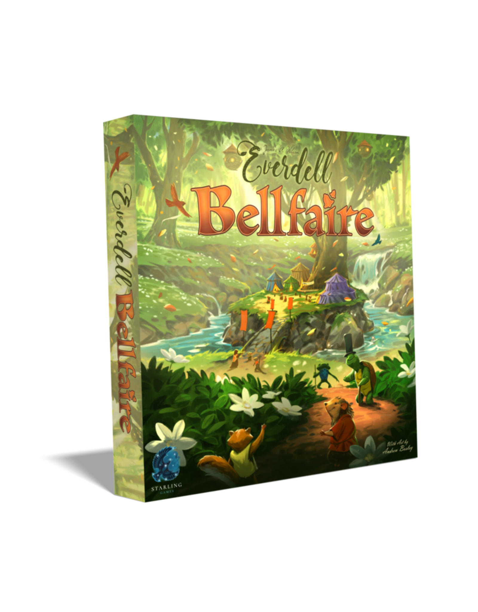 Starling Games Everdell: Bellfaire Expansion