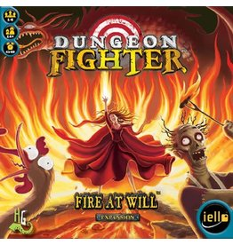 Cranio Creations Dungeon Fighter: Fire at Will Expansion