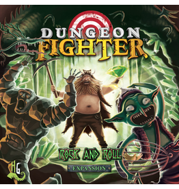 Cranio Creations Dungeon Fighter: Rock and Roll Expansion