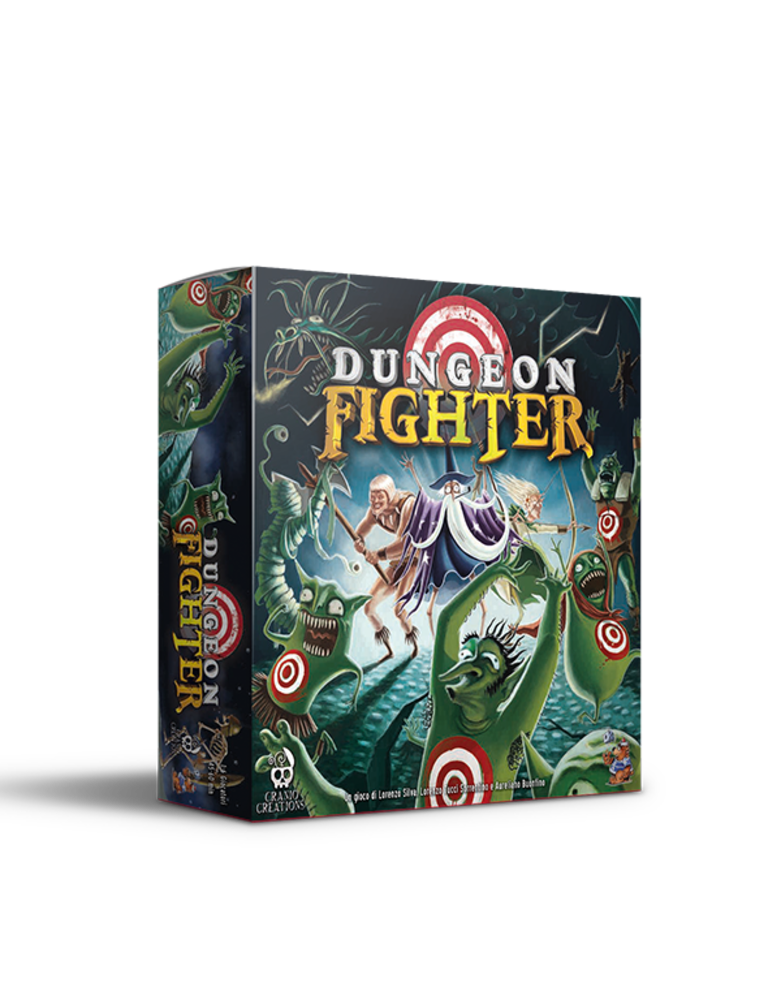 Cranio Creations Dungeon Fighter