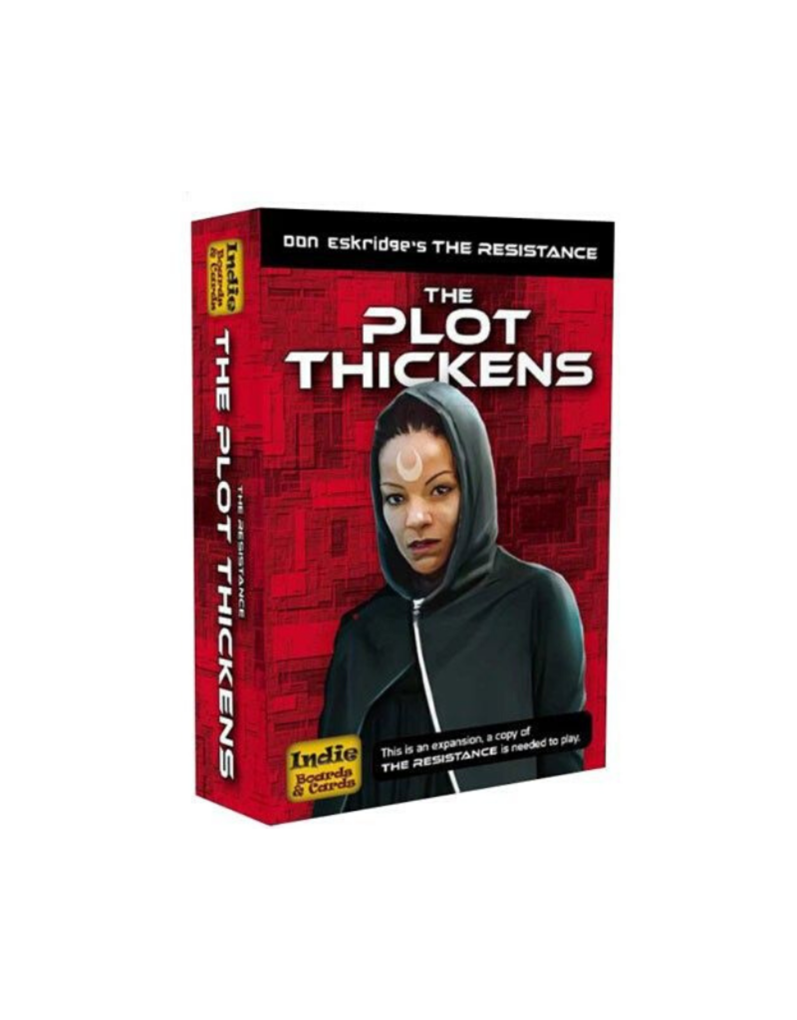 Indie Boards & Cards The Resistance: The Plot Thickens Expansion