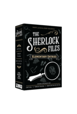 Indie Boards & Cards The Sherlock Files: Elementary Entries