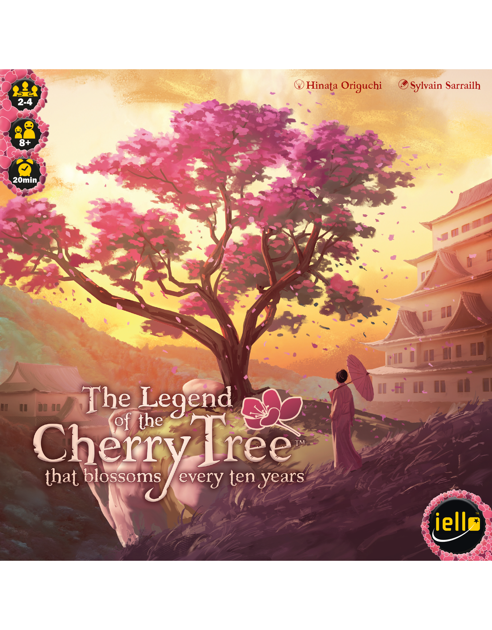 Iello The Legend of the Cherry Tree