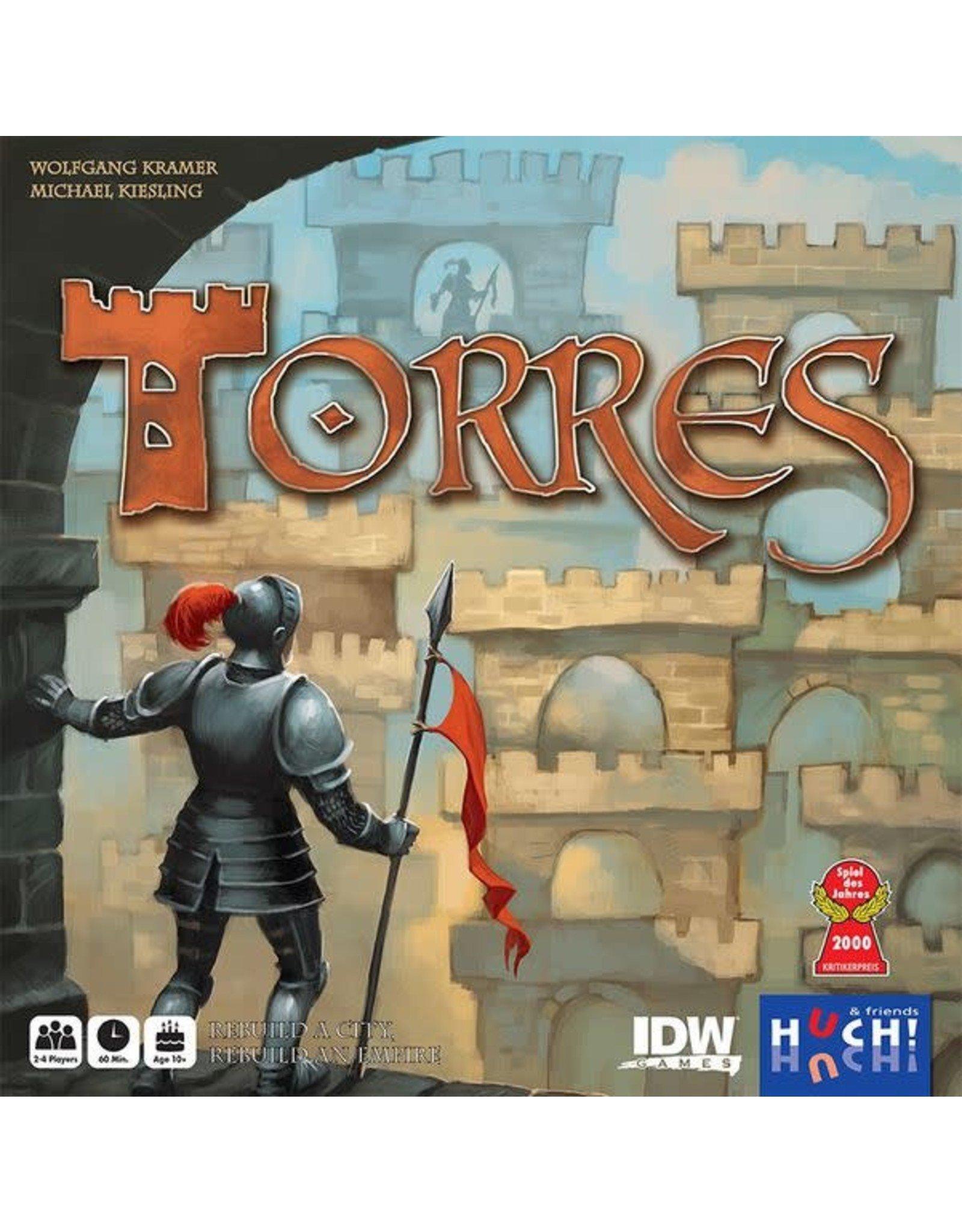 IDW Games Torres
