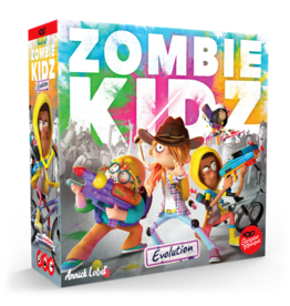 Scorpian Masque Zombie Kidz Evolution