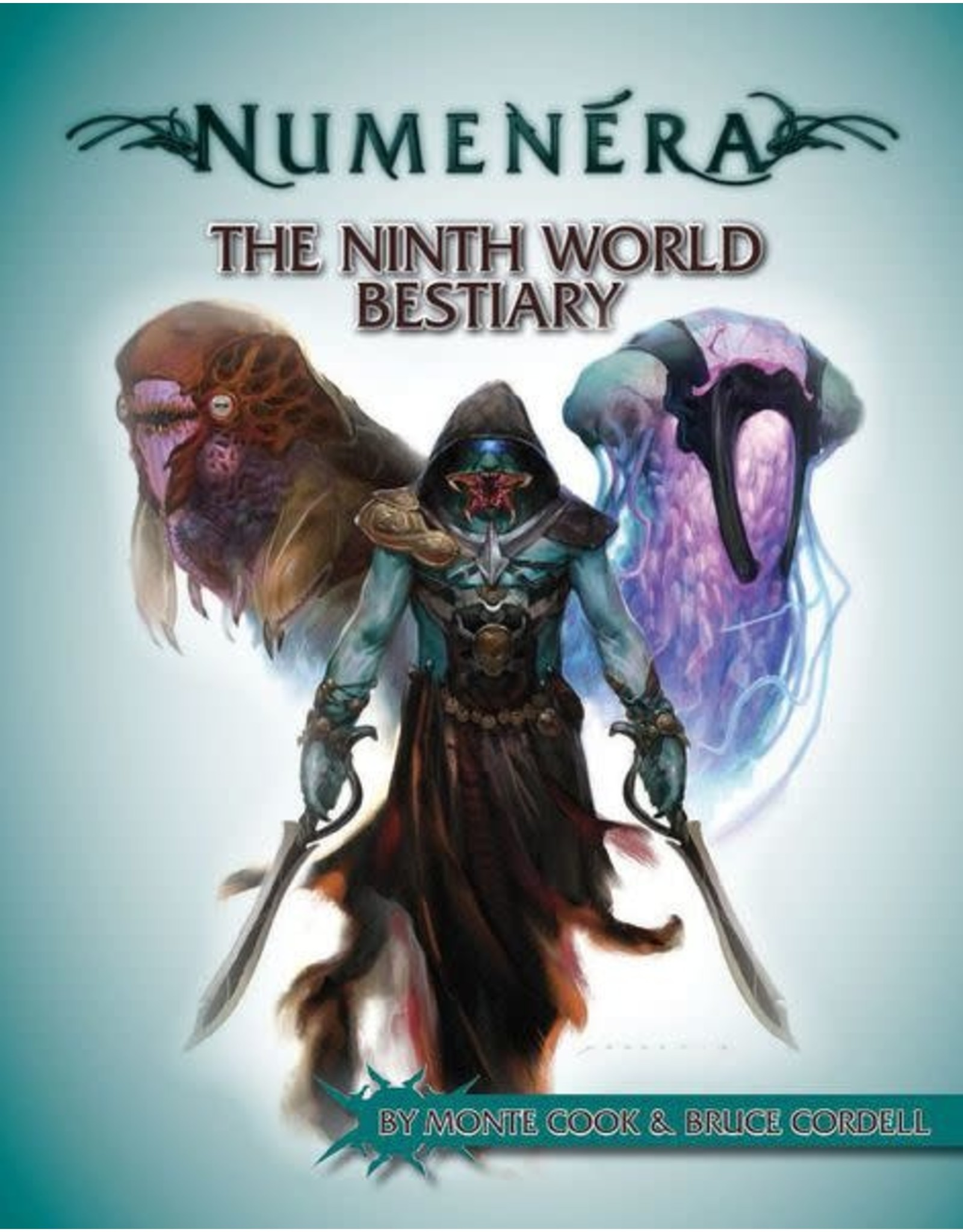 Monte Cook Games Numenera: The Ninth World Bestiary